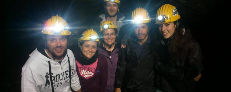 caving speleologia